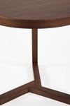 Copeland Walnut Brown End Table - 2