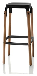 Steelwood High Stool