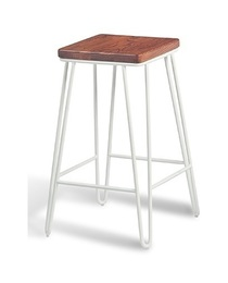 Hairpin bar stool