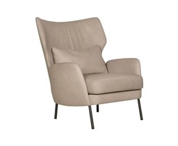 Alex armchair (leather)