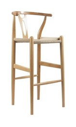 Wishbone Bar Chair СH24