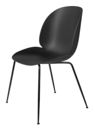 Gubi Beetle Chair (PP), черный