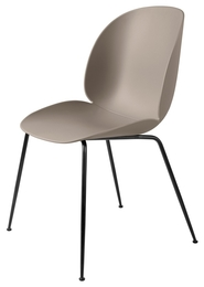 Gubi Beetle Chair (PP), серый
