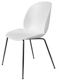 Gubi Beetle Chair (PP), белый